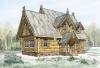 А.В. Галанин: Традиционные типы домов на Руси