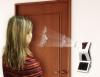 Биометрическая дверь узнает хозяина