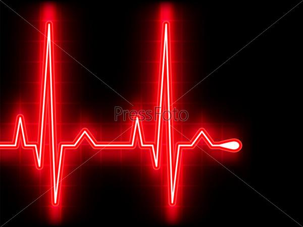 кардиограммой: Автор идеи