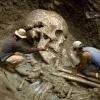 В Индии археологи нашли человека - гиганта. Территория загад
