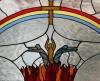 Какой собор - такая и символика! Всеправославный собор - Волчий и богоборческий!