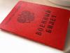 НЕ МЫТЬЕМ, ТАК КАТАНИЕМ... Российская армия переходит на электронные паспорта