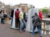 Як у Европi... В Москве появятся открытые уличные туалеты для мужчин