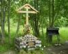 Требуем сохранить памятный крест, установленный на могиле Григория Ефимовича Распутина в Александровском парке Царского Села
